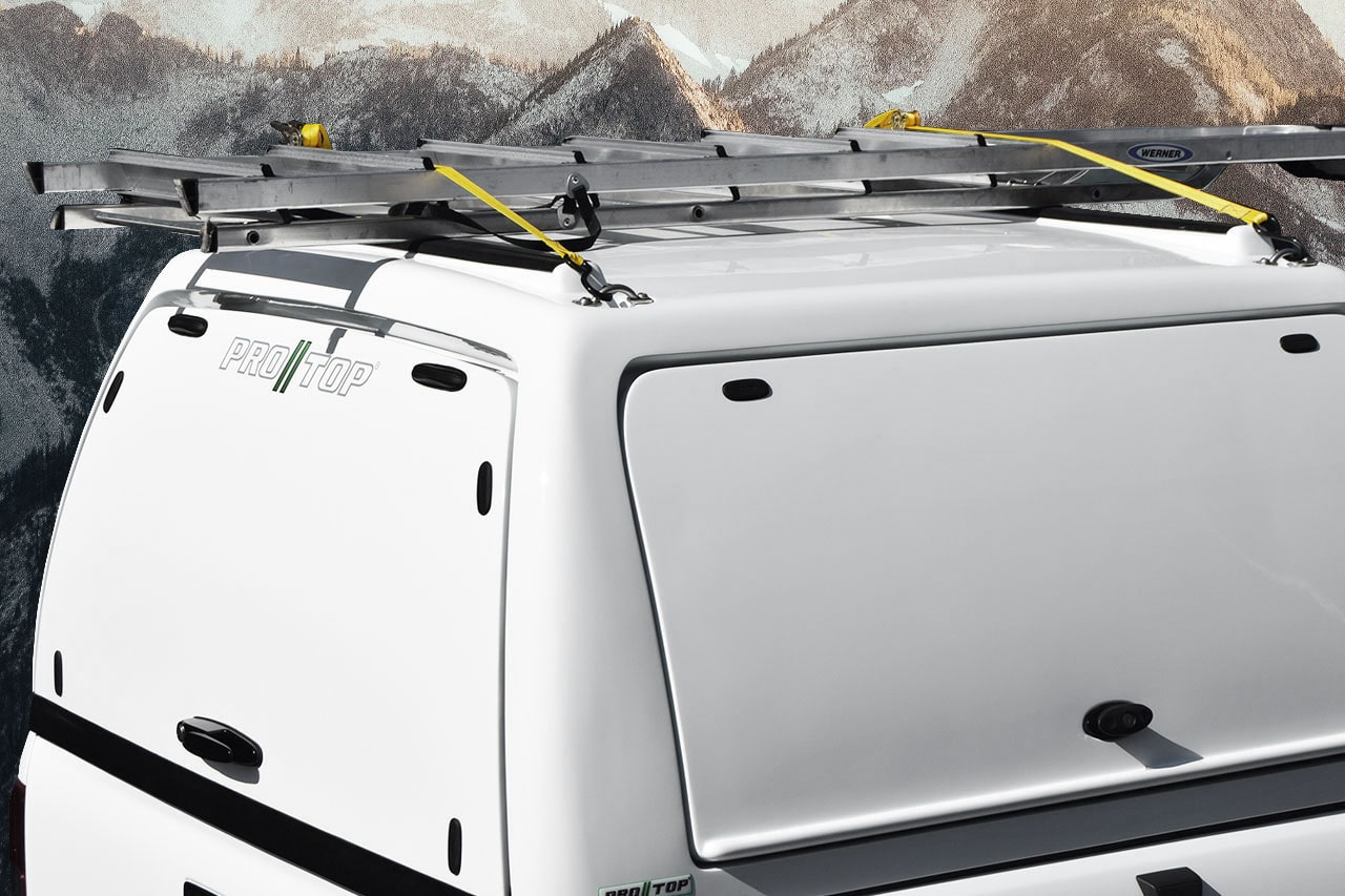 Ford Ranger Pro//Top Hardtop Canopy
