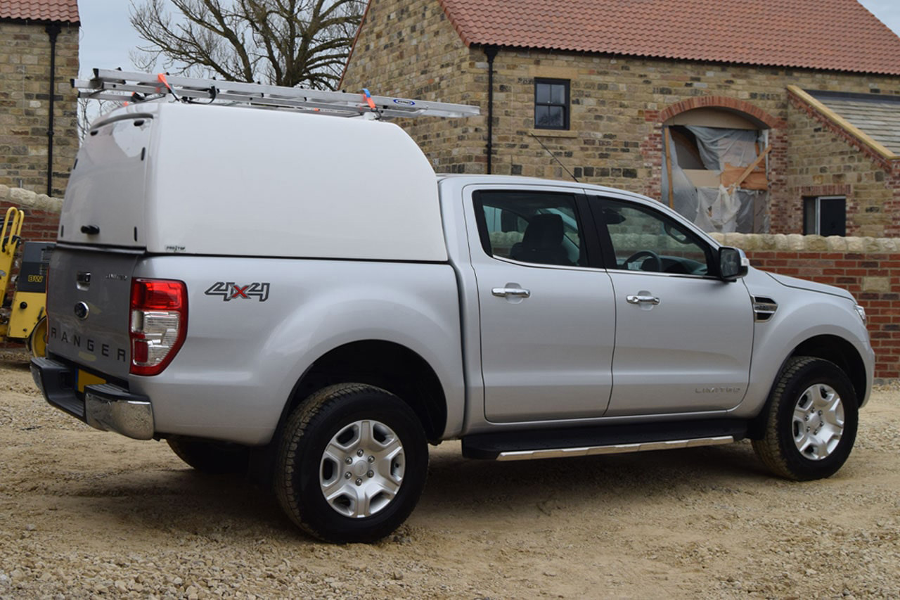 Ford Ranger High Roof Tradesman Canopy