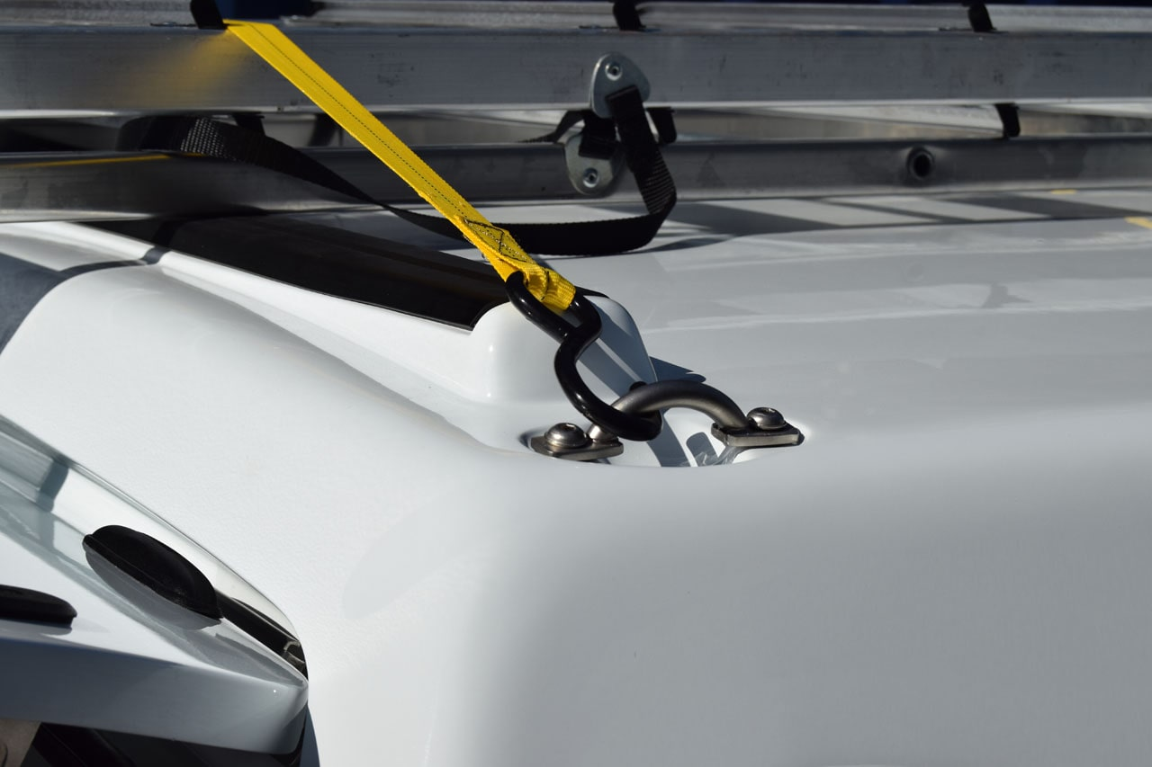 Ford Ranger Pro//Top Tradesman Canopy Top