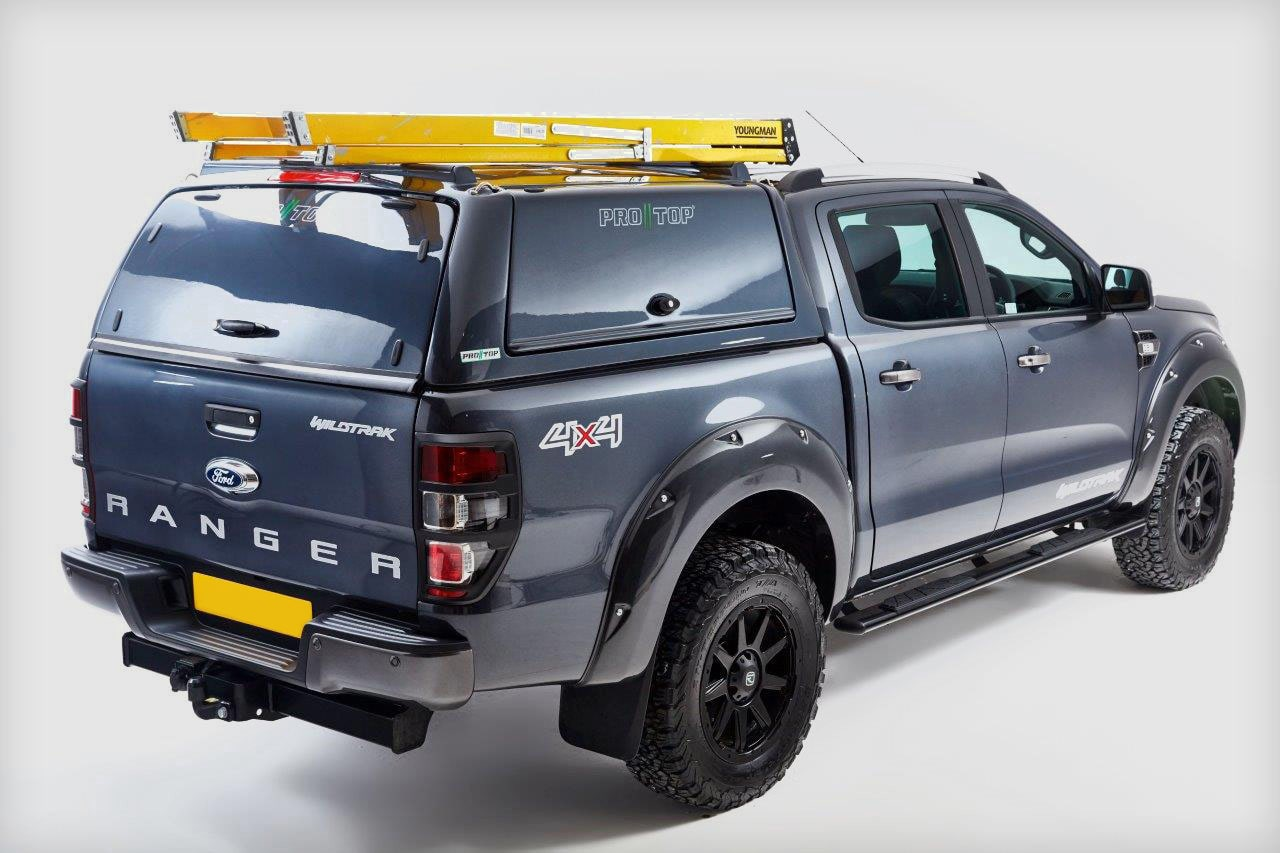Ford Ranger Pro//Top Gullwing Canopy