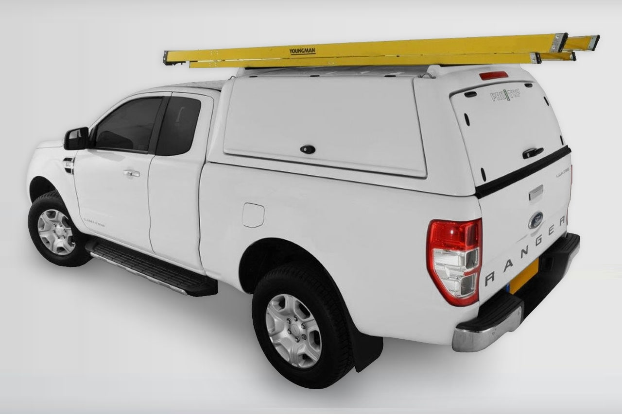 Ford Ranger Mid Roof Canopy