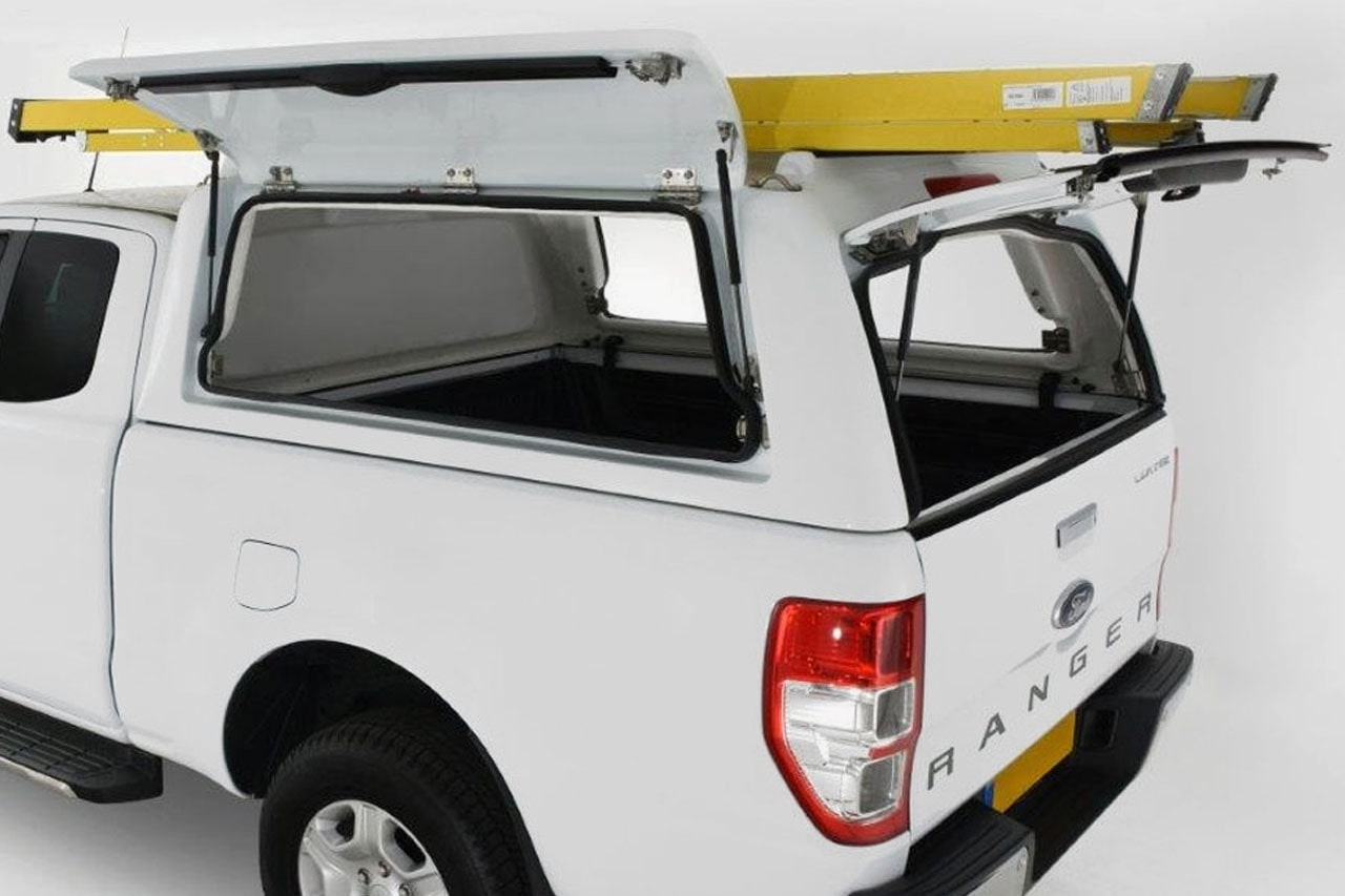 Ford Ranger Mid Roof ProTop Hardtop Canopy
