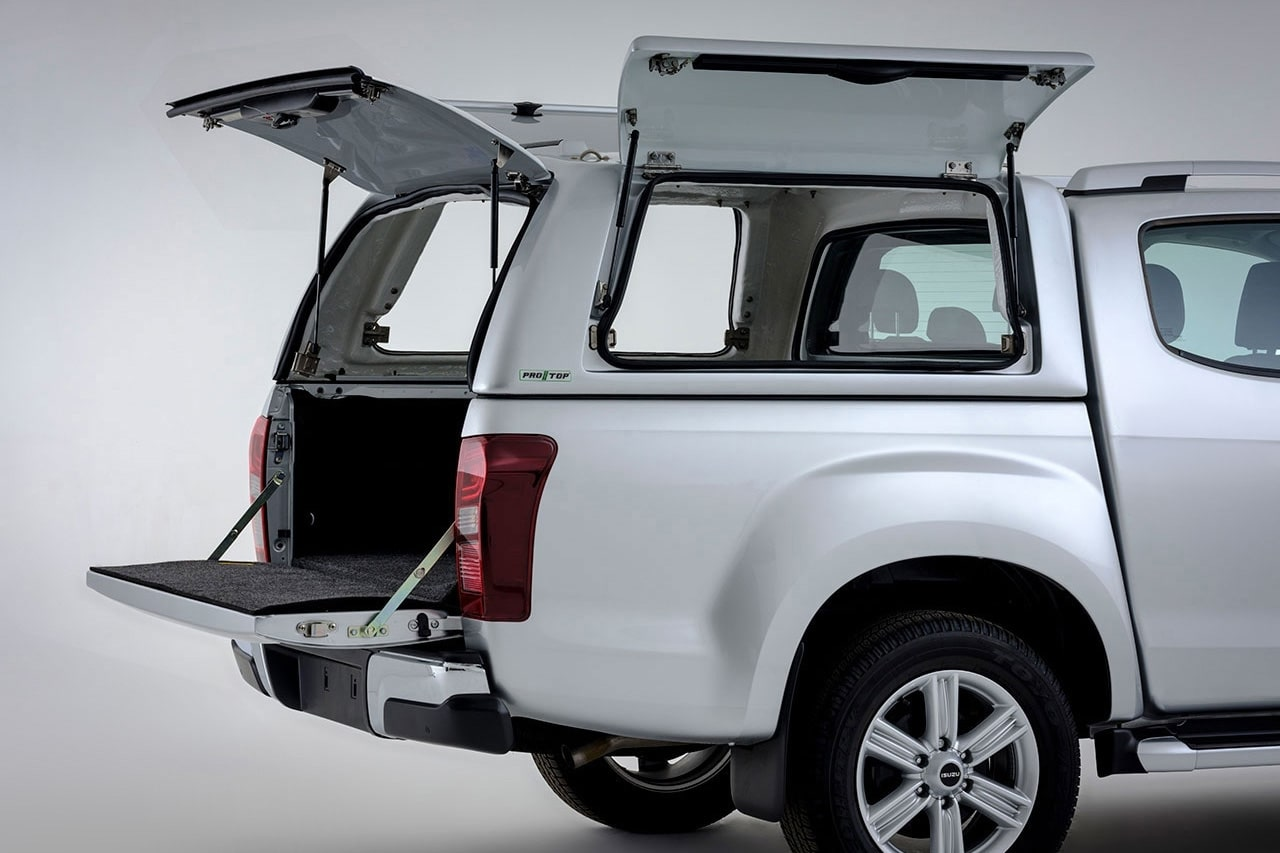 Ford Ranger Pro//Top Tradesman Hard Top Canopy