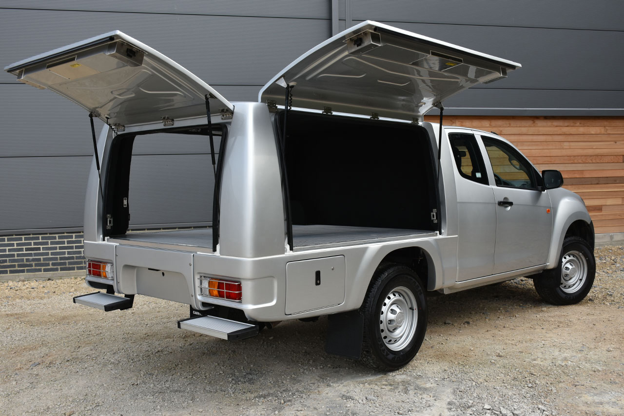 Pro//Top Canopy for Isuzu D-Max Professional