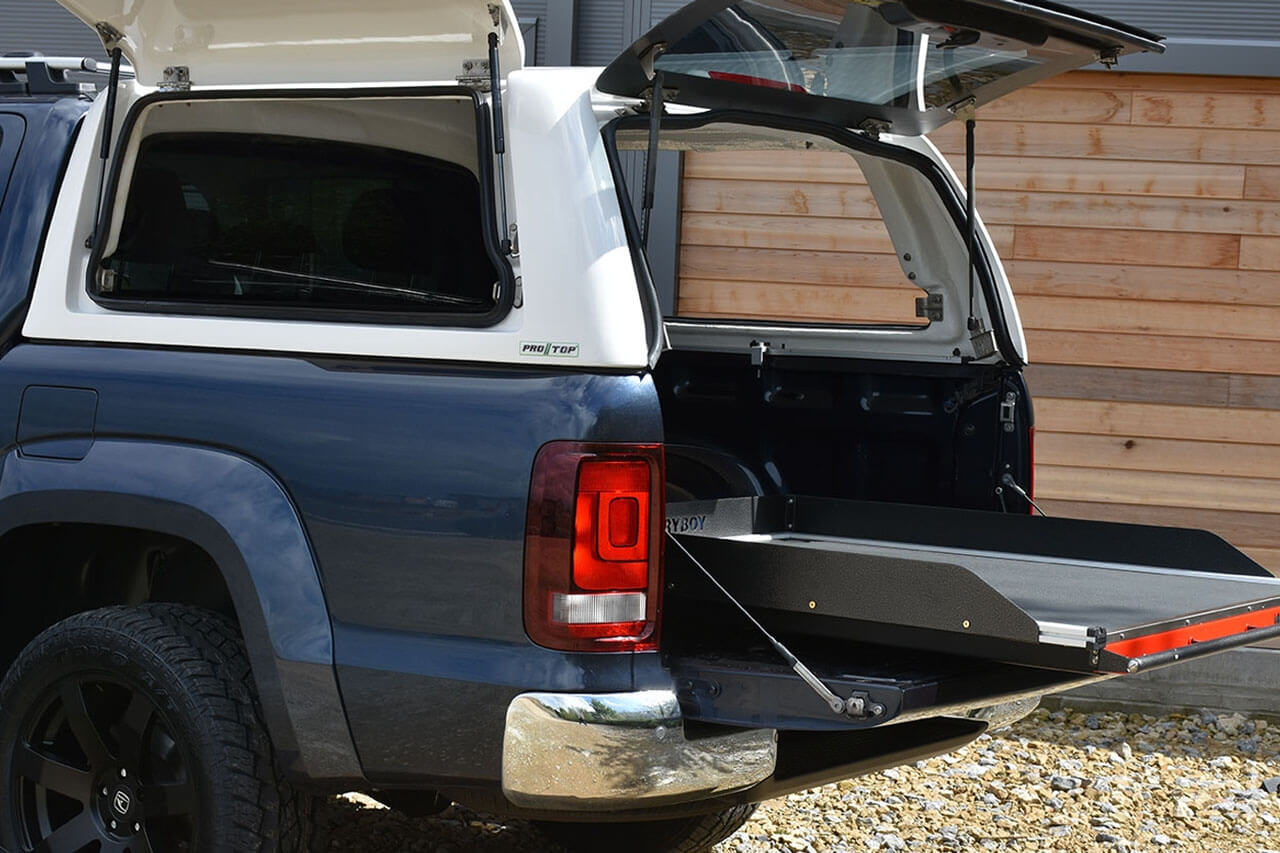Pro//Top Gullwing Hard Top Canopy for Amarok