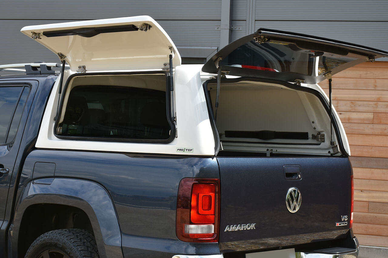 Pro//Top Gullwing Canopy for Volkswagen Amarok